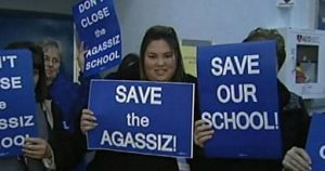 agassiz-protest