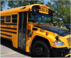 Charter School Bus