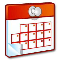 Calendar icon related to Proposed Start-of-School Calendar for 2013-14