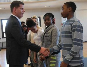 Teachers' union, schools agree to add learning time, Walsh says