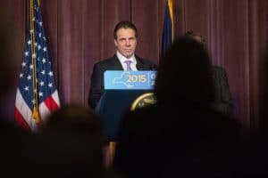 Cuomo's Education Agenda Sets Battle Lines With Teachers' Unions
