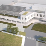 proposed BTU building