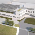 proposed BTU building