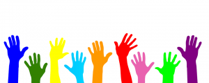 charity volunteer graphic