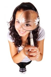 Magnifying Eye Glass