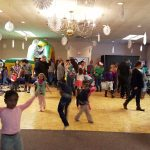 400 Happy Attendees at Children's Holiday Party