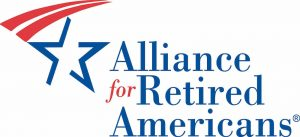 Logo image for Alliance for Retired Americans