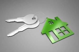 Home ownership keys