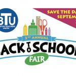 2016 Back to School Fair Volunteer Form