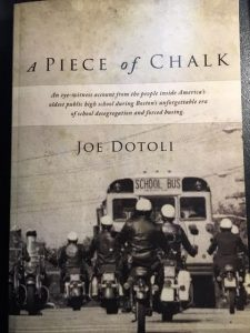 A Piece of Chalk book cover image