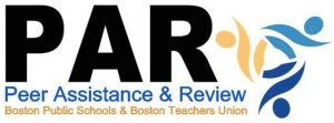 Logo of Peer Assistance & Review program (PAR)