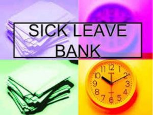 sick bank leave logo