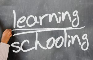 Learning vs Schooling