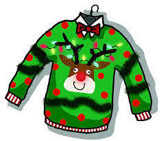 image of tacky sweater