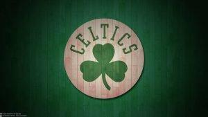 Celtics logo, image licensed for reuse by Flickr user @RMTip21