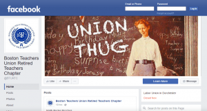 screenshot of btu rtc fb page