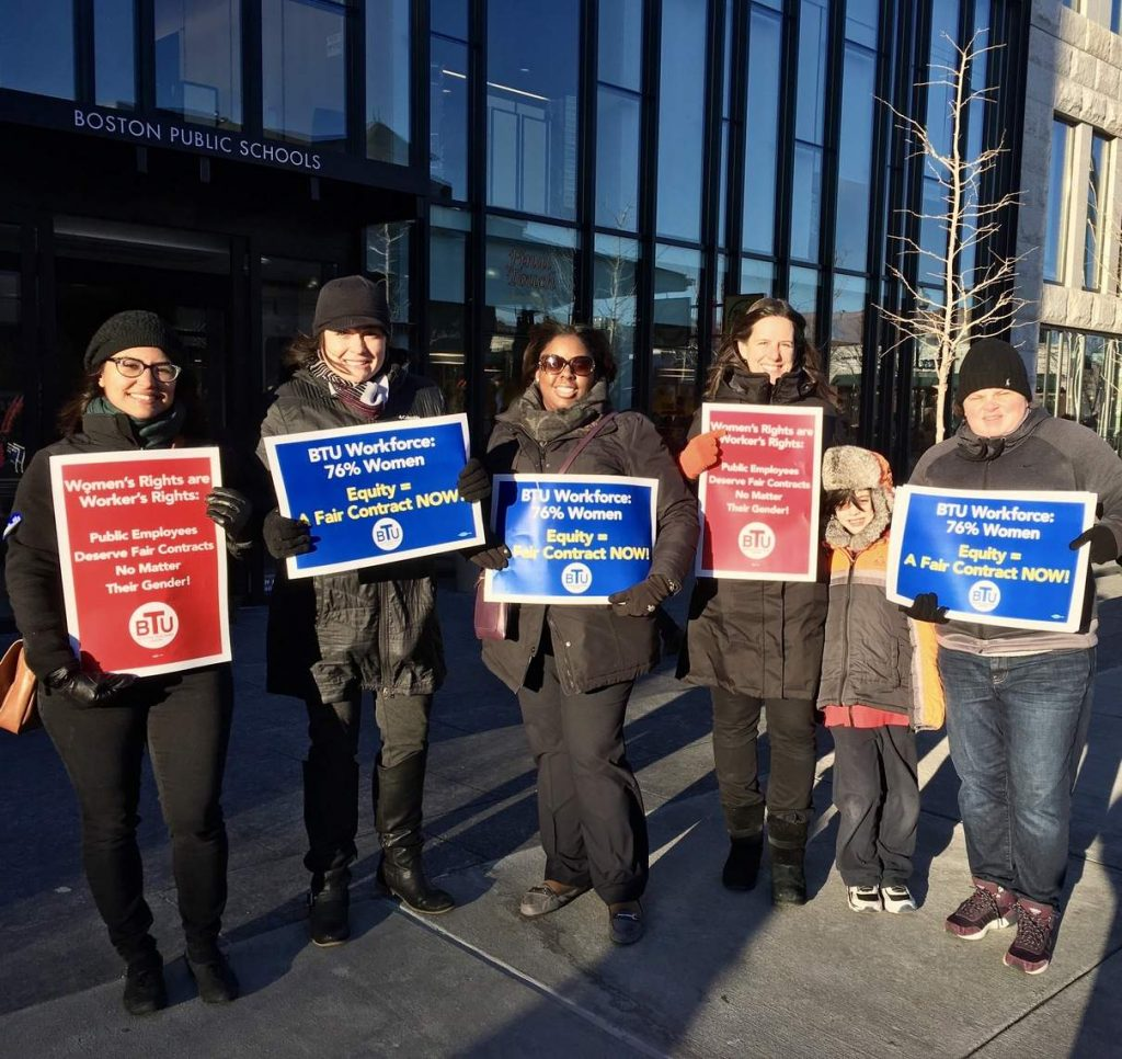 User upload: East Boston Early Education Center wants a fair contract!