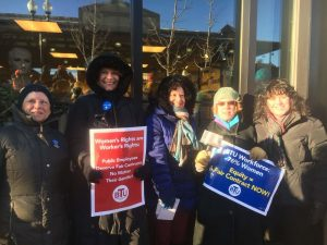 User upload: OTs sharing solidarity for a fair and equitable contract