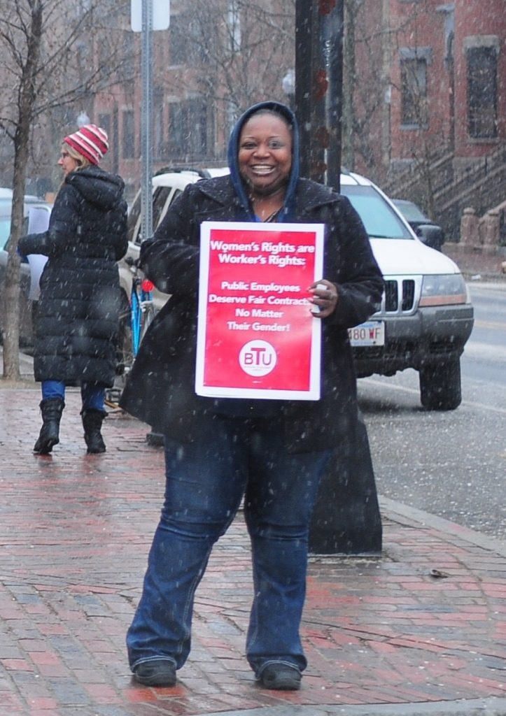 User upload: We want a fair #ContractNow at McKinley South End Academy