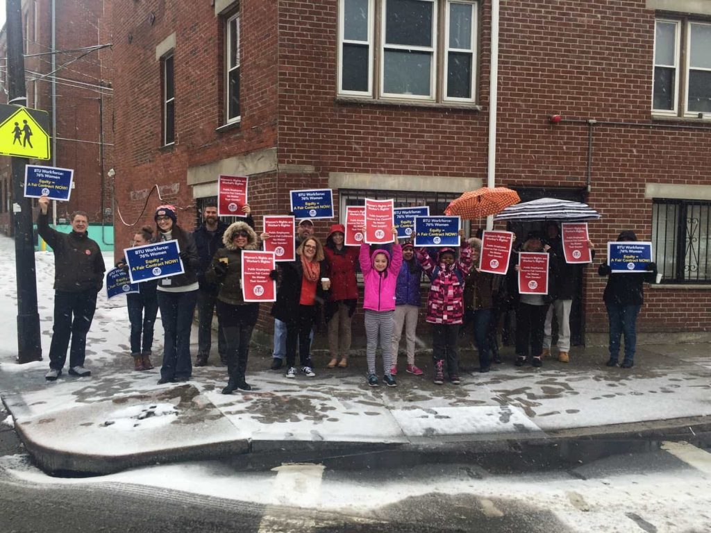 User upload: O'Donnell Elementary demands a fair #ContractNow!!!