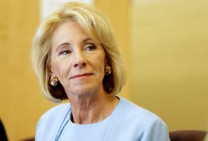 The Cost of Betsy DeVos's Security Detail — Nearly $8 Million Over Nearly 8 Months