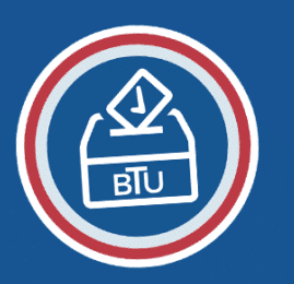 BTU election icon