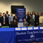 photo showing AFT/BTU Teacher Leader Program