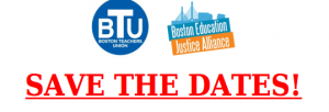 Boston Education Justice Alliance Save The Date