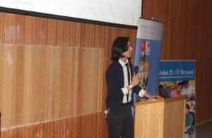 Obryant School Student Presentation