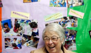 Smiling Educator