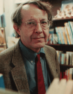 Author Jonathan Kozol