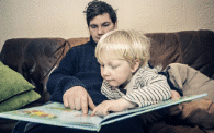 Reading to a Young Child Enhances Brain Activity