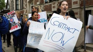 Unionized Charter Teachers Vote to Merge with Chicago Teachers Union