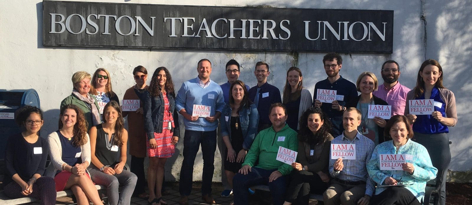 Fund For Teachers | Boston Teachers Union