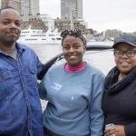 Morgan Casey and parents