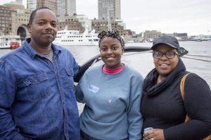 Boston Students Seek Adventure — And Growth — In 3 Weeks At Sea