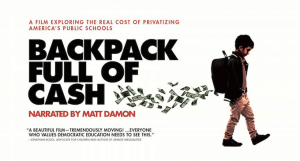 Backpack Full of Cash film image
