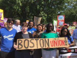 The BTU Turns Up for Labor Day 2017