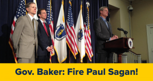 "Petition: Fire Paul Sagan for ""Dark Money"" Donations"