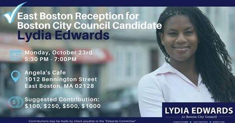 Lydia Edwards campaign
