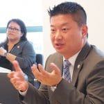 Dr Chang courtesy Bay State Banner