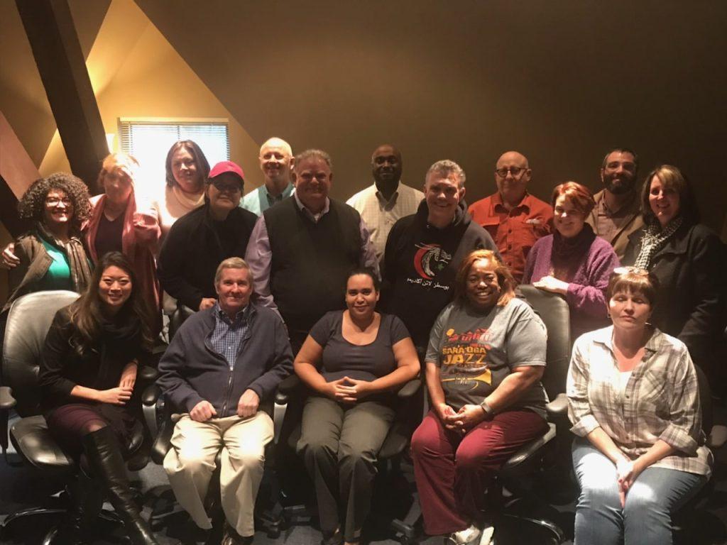 Executive Board Nov 2017