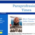 Paraprofessional Times screenshot