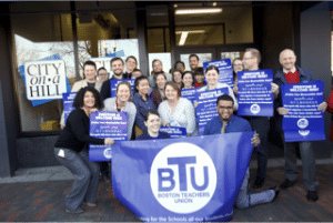 In Groundbreaking Move, Teachers and Staff of Two Charter Schools to Join BTU