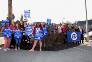Crossing A Fault Line, Teachers At Two Boston Charter Schools Join Union