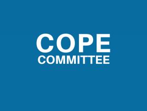 COPE Committee Seeks Members: Apply today!
