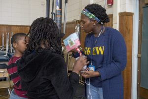 BTU Member Leads Acceleration Academy at Grew Elementary, Where Excessing Has Heavily Impacted School