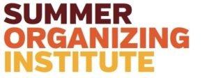 Logo for 2018 BTU Summer Organizing Institute