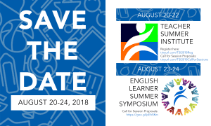 Summer Learning Opportunities for Educators