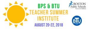 Next week! Teacher Summer Institute & EL Symposium